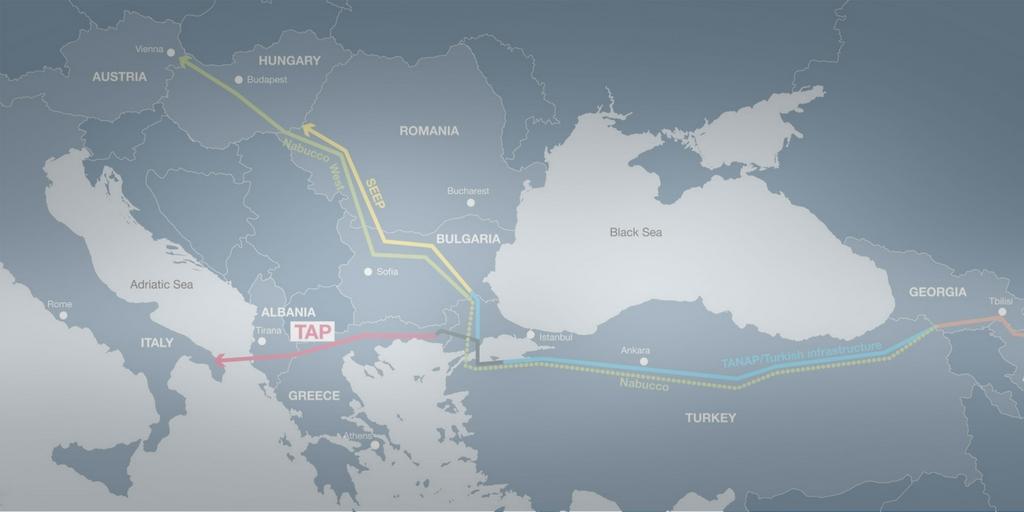 """TAP, D'Amato (M5S) scrive alla Commissione europea: """"Deroga per entrata in esercizio del gasdotto contro norme Ue"""""""