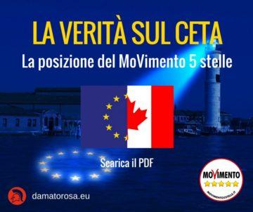 Documento CETA