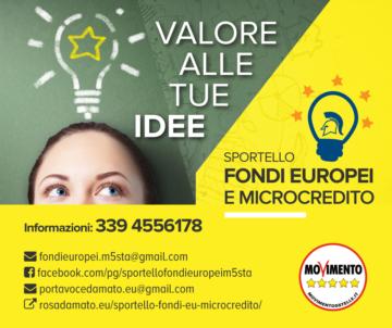 Sportello Fondi UE e Microcredito