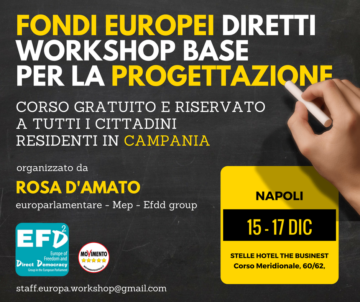 workshop fondi diretti campania